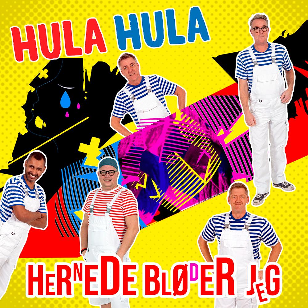 Hula Hula - Hernede Bløder Jeg